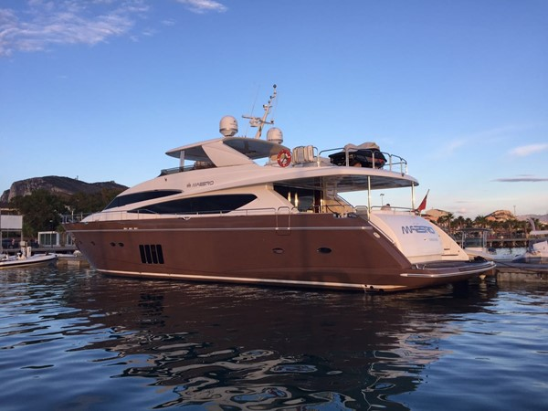 2009 PRINCESS YACHTS PRINCESS 95  2572262