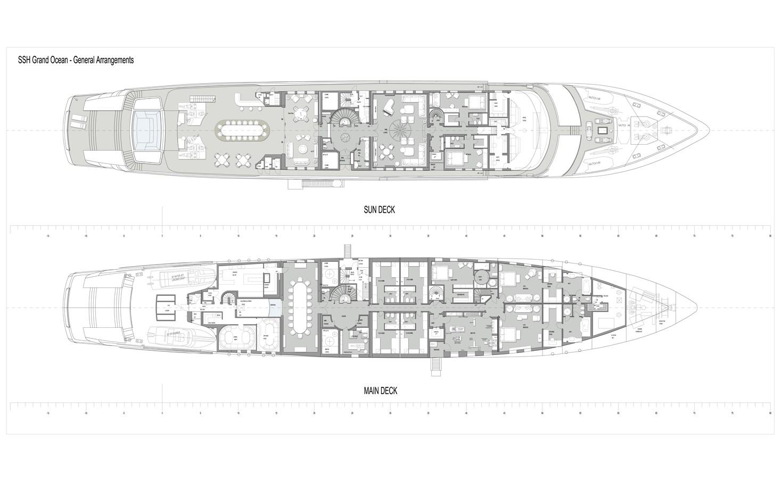 Grand Ocean V5 R08-Tavola 2_rev01 1990 BLOHM & VOSS   2858939
