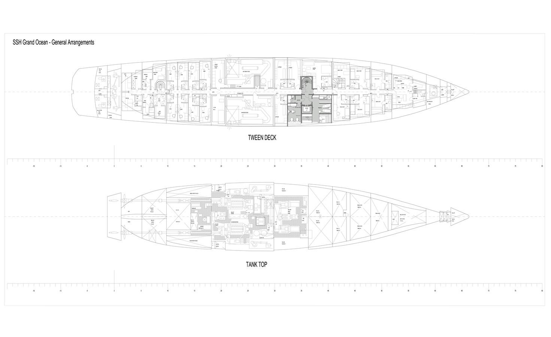 Grand Ocean V5 R08-Tavola 3_rev01 1990 BLOHM & VOSS   2858940