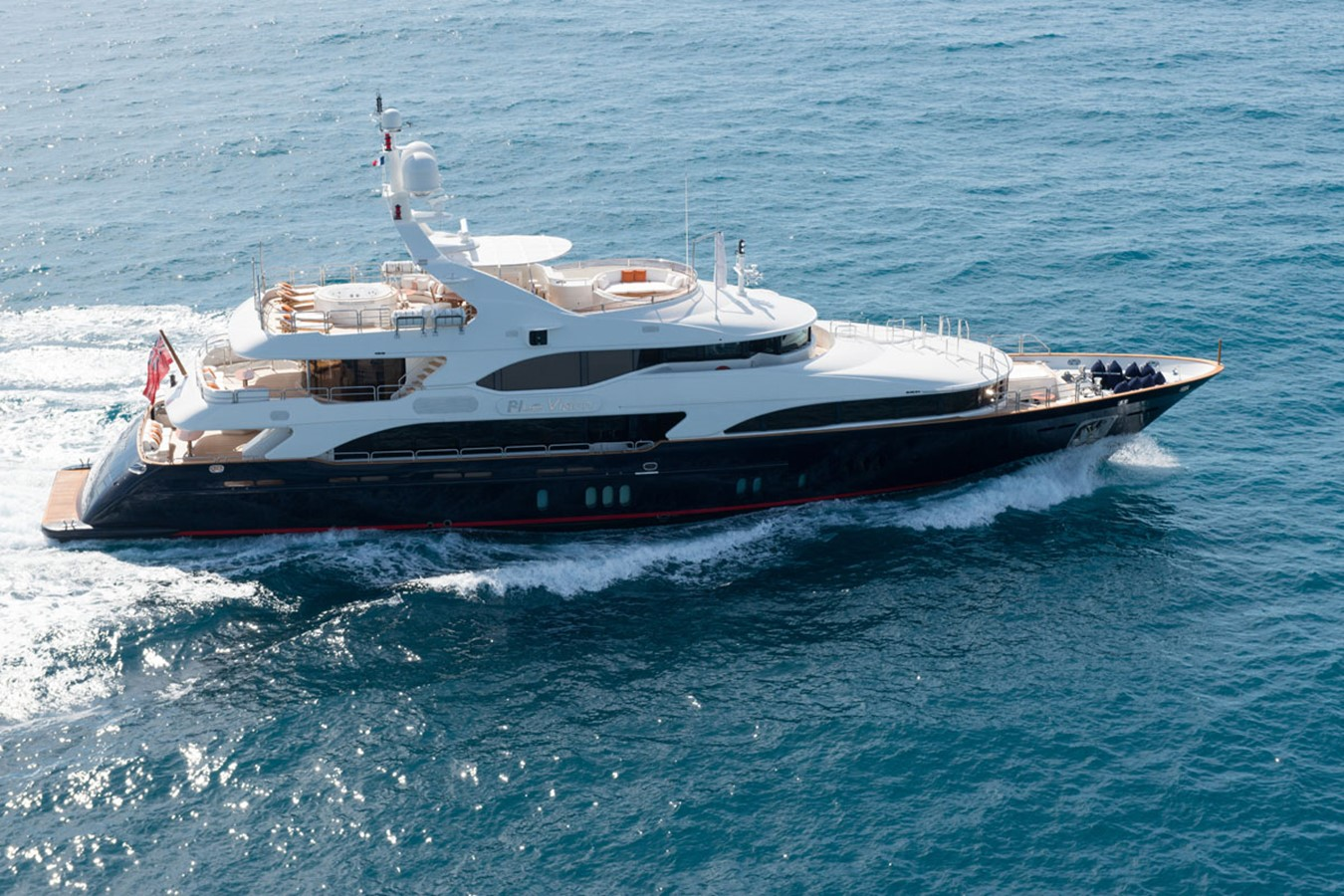 BLUE VISION yacht for sale