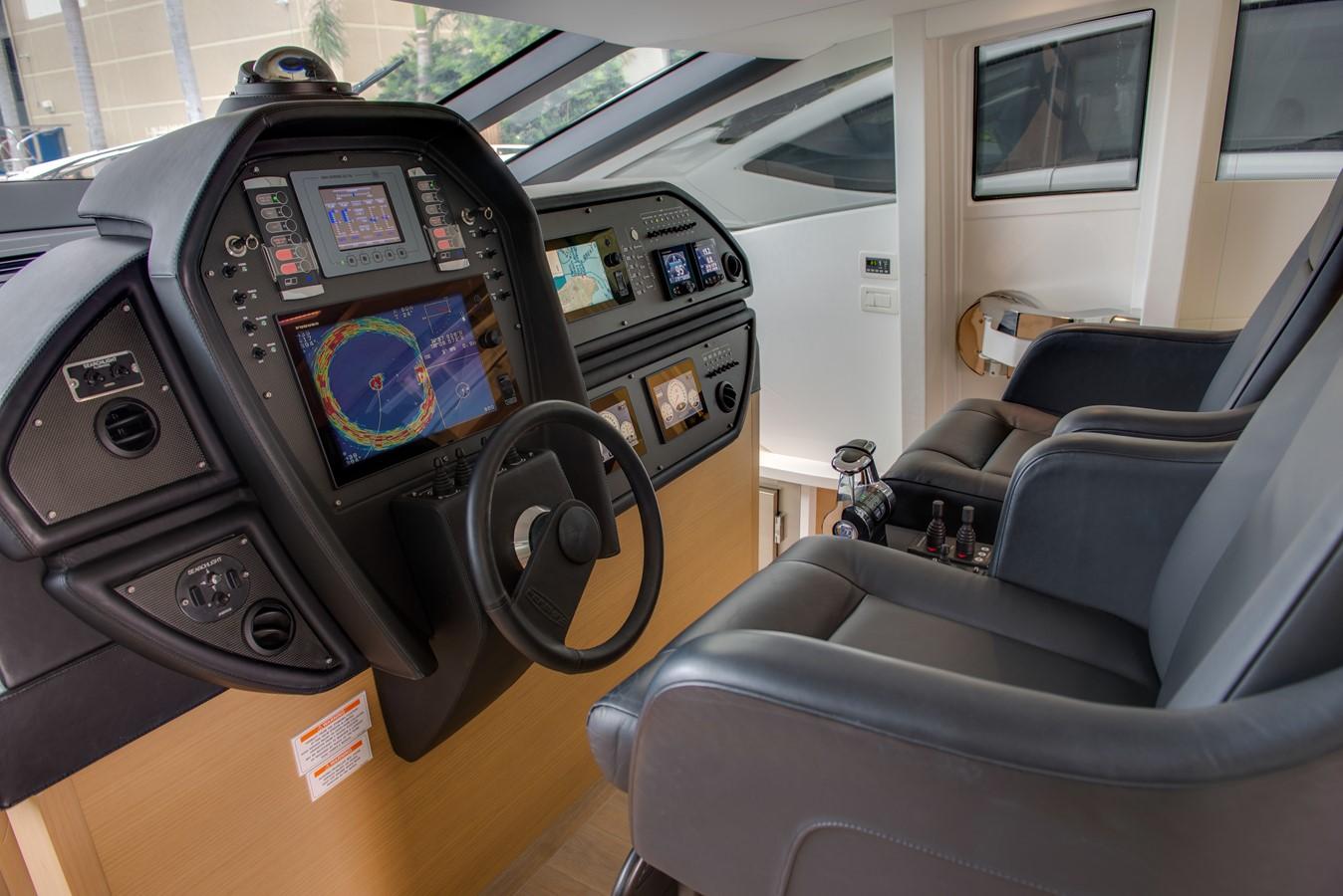 2016 PERSHING 74 Cruiser 2220994
