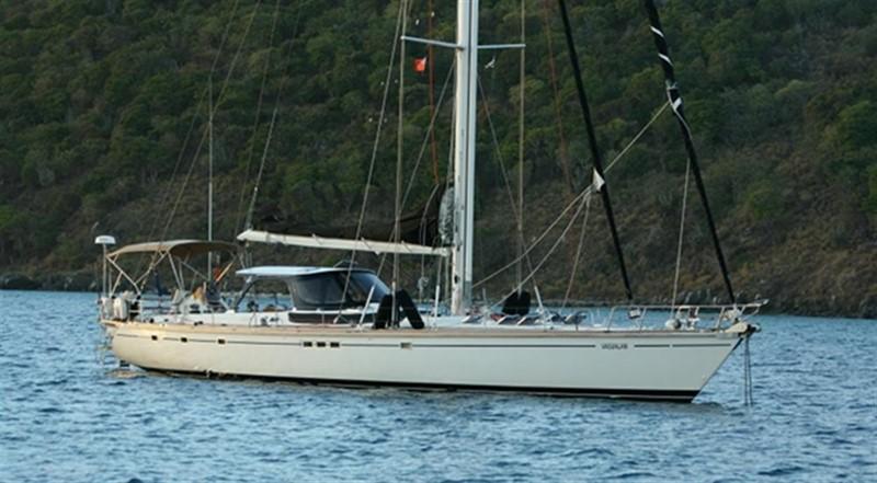 1997 Dufour / Locwind Locwind 80 Cruising Sailboat 2221115