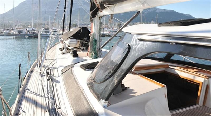 1997 Dufour / Locwind Locwind 80 Cruising Sailboat 2221116