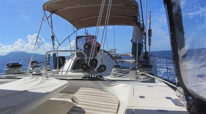 1997 Dufour / Locwind Locwind 80 Cruising Sailboat 2221117