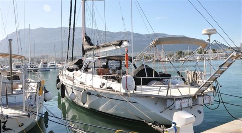 1997 Dufour / Locwind Locwind 80 Cruising Sailboat 2221118
