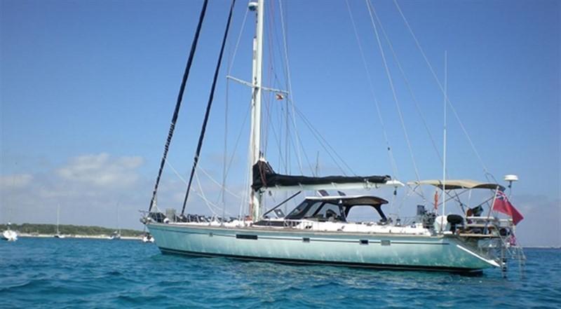 1997 Dufour / Locwind Locwind 80 Cruising Sailboat 2221119