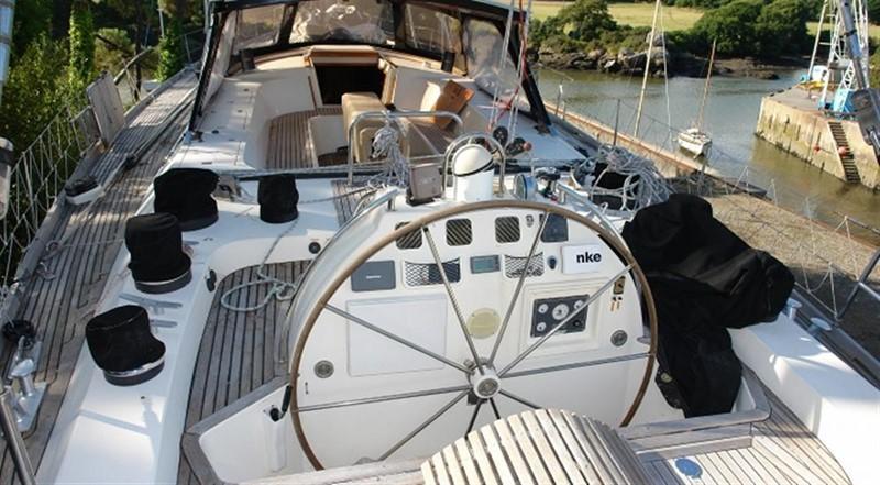 1997 Dufour / Locwind Locwind 80 Cruising Sailboat 2221120