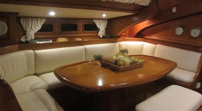 1997 Dufour / Locwind Locwind 80 Cruising Sailboat 2221121