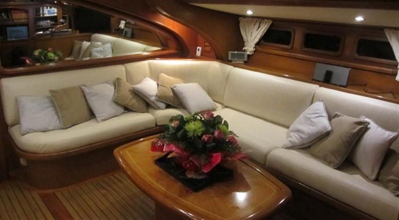 1997 Dufour / Locwind Locwind 80 Cruising Sailboat 2221122