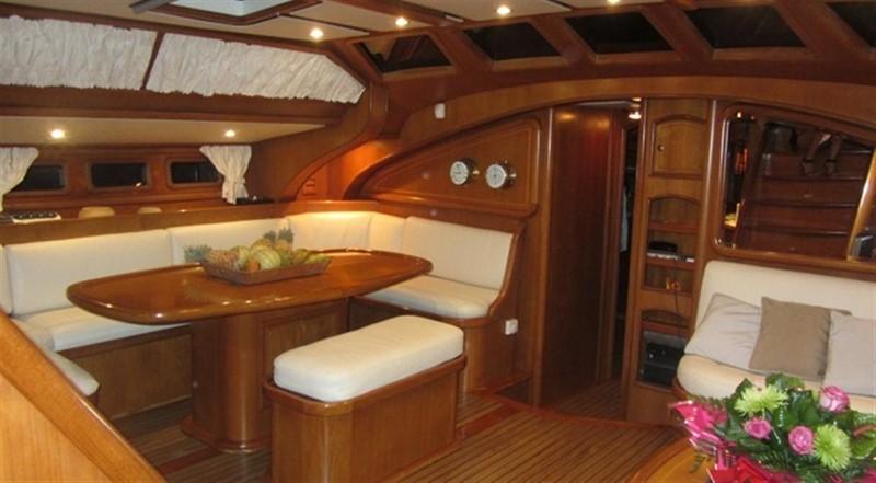 1997 Dufour / Locwind Locwind 80 Cruising Sailboat 2221123