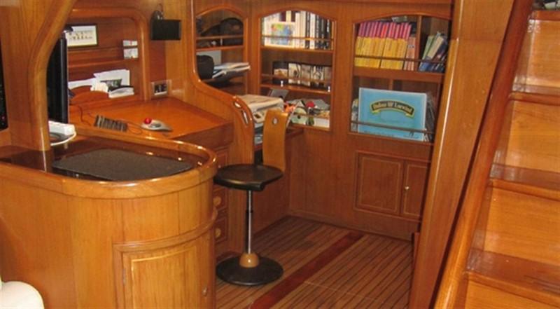 1997 Dufour / Locwind Locwind 80 Cruising Sailboat 2221124