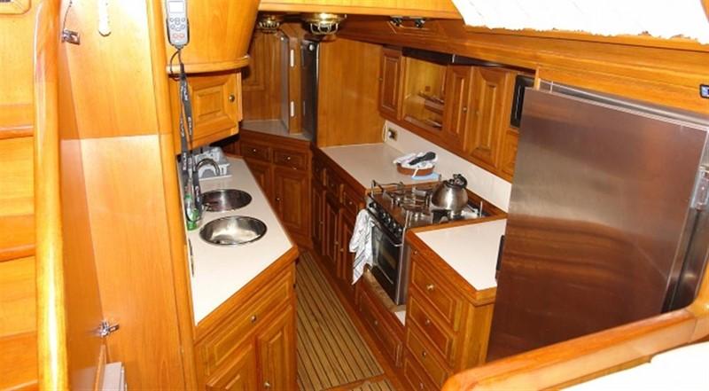 1997 Dufour / Locwind Locwind 80 Cruising Sailboat 2221125