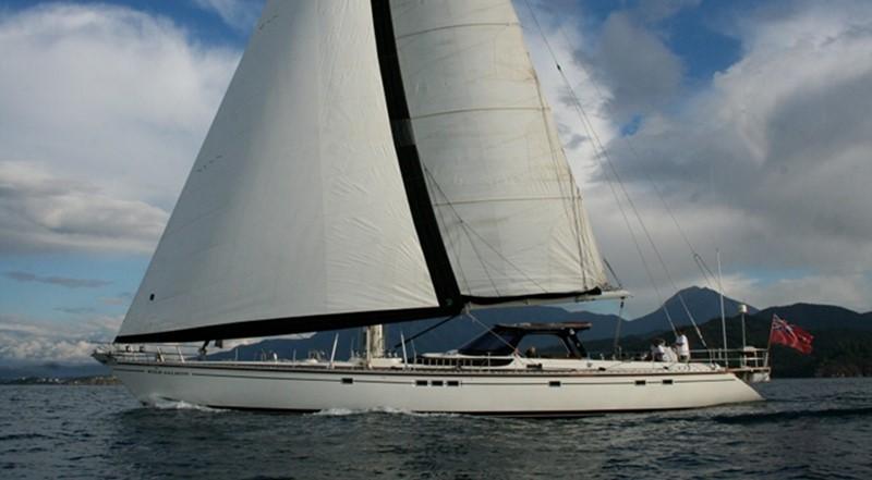 1997 Dufour / Locwind Locwind 80 Cruising Sailboat 2221126