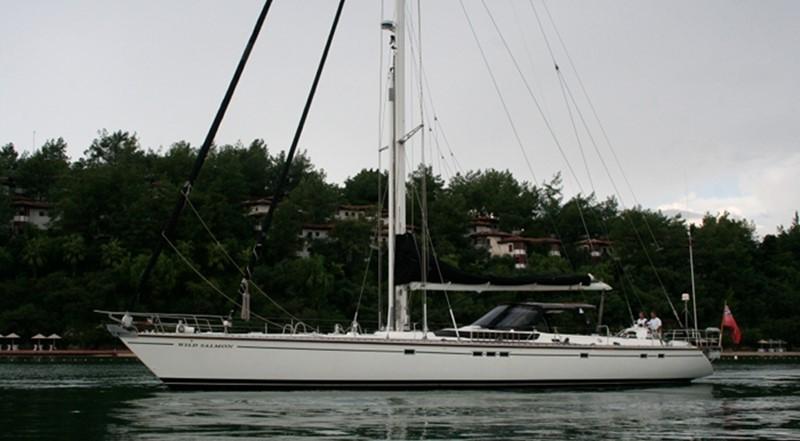 1997 Dufour / Locwind Locwind 80 Cruising Sailboat 2221127