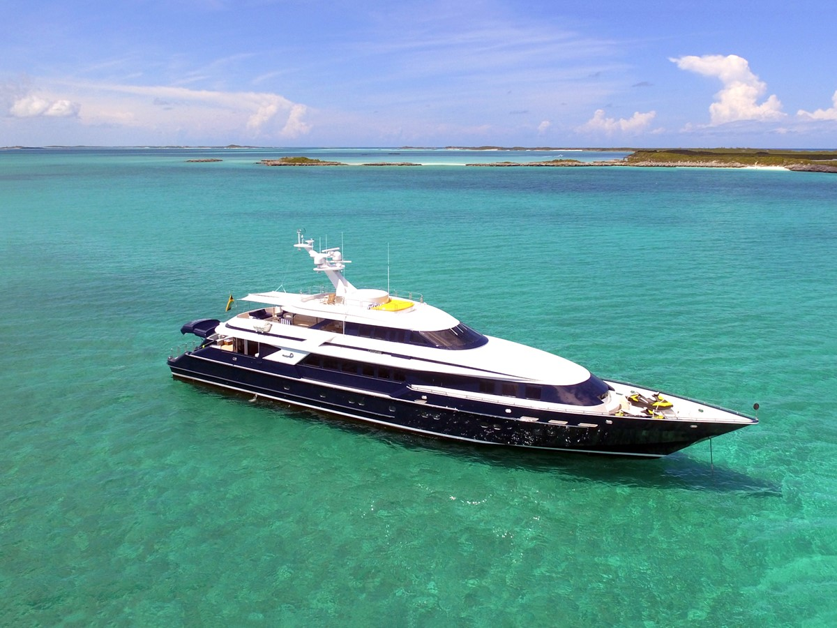 At Anchor 1988 HEESEN YACHTS  High Performance 2221827