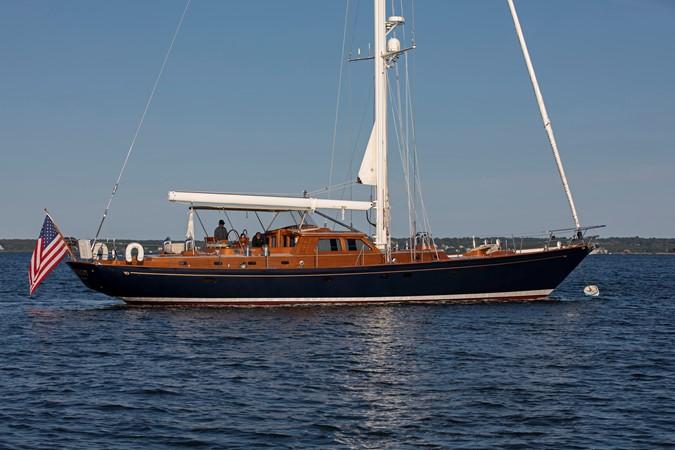 3 Mast Sailboat