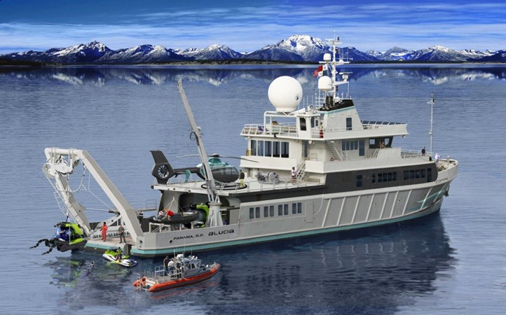1974 AUROUX SHIPYARD Research Yacht  2223320