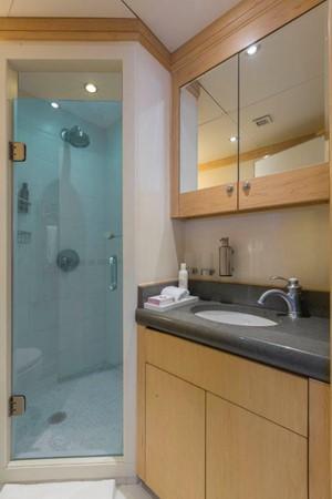 Typical Guest Bath 1974 AUROUX SHIPYARD Research Yacht  2223328