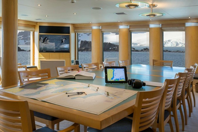 Owner's Mission Planning 1974 AUROUX SHIPYARD Research Yacht  2223338
