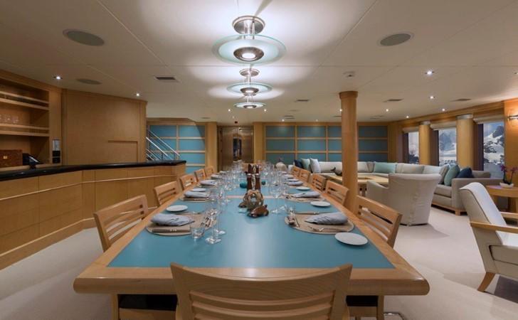 Dining 1974 AUROUX SHIPYARD Research Yacht  2223355