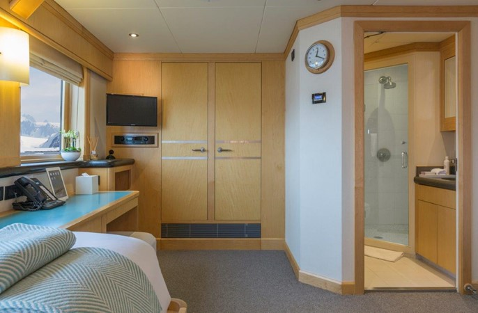 Twin Stateroom Aft 1974 AUROUX SHIPYARD Research Yacht  2223365