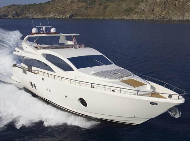 85' Aicon Motor Yacht ORA O MAI PIU 2006 AICON YACHTS   2224757
