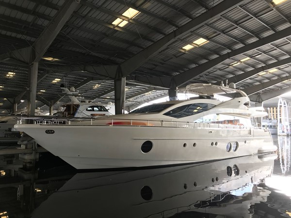 Under Cover 2006 AICON YACHTS   2224780