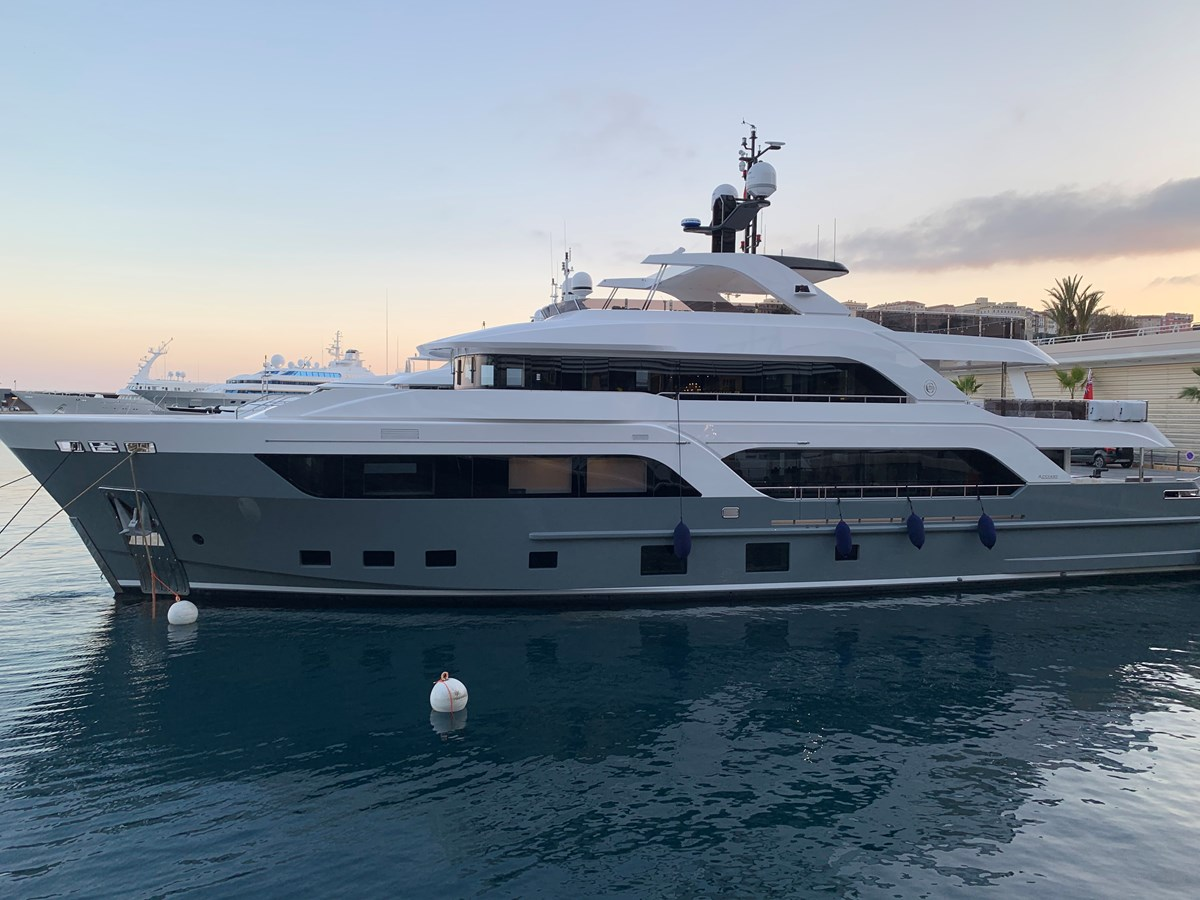 IMG_9772 2020 CANTIERE DELLE MARCHE Acciaio Expedition Yacht 2888048