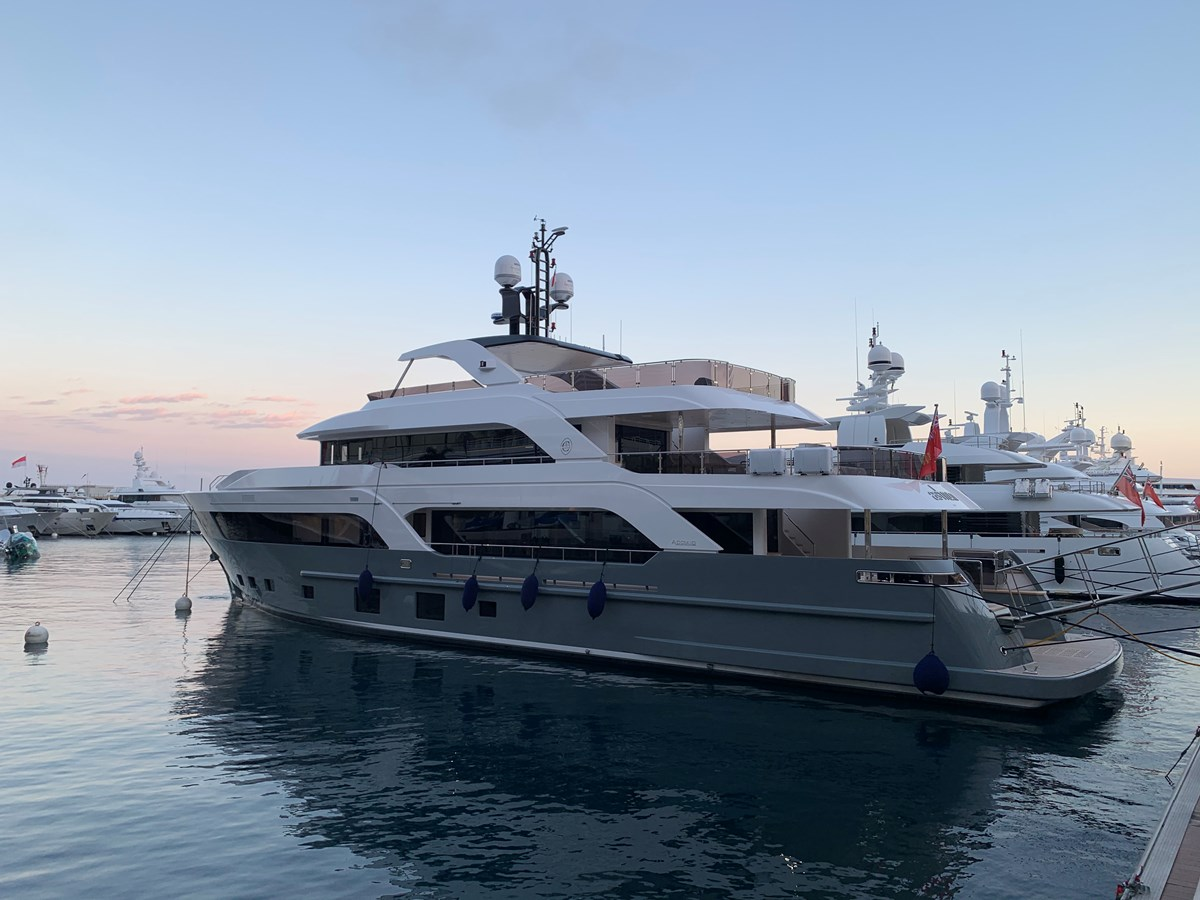 IMG_9773 2020 CANTIERE DELLE MARCHE Acciaio Expedition Yacht 2888049