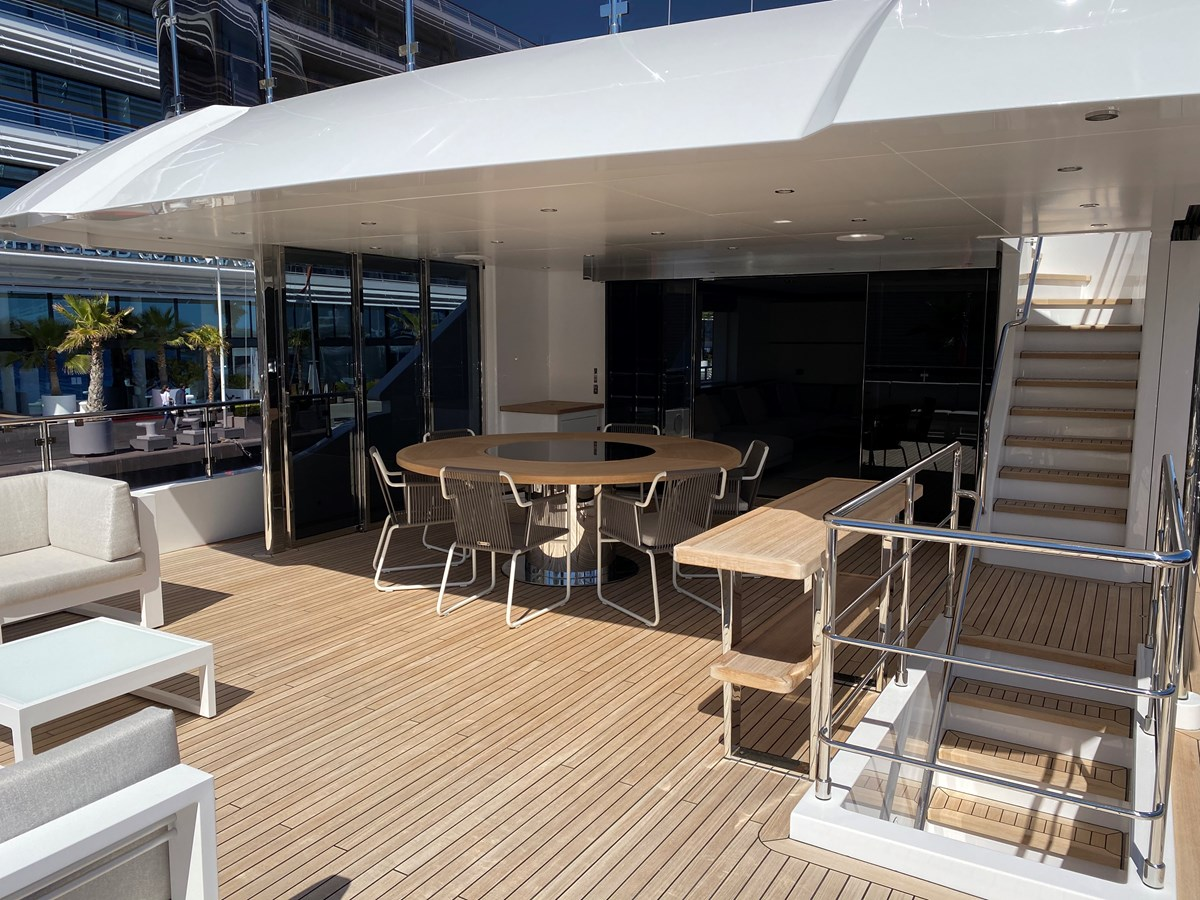 Image-2 2020 CANTIERE DELLE MARCHE Acciaio Expedition Yacht 2926593