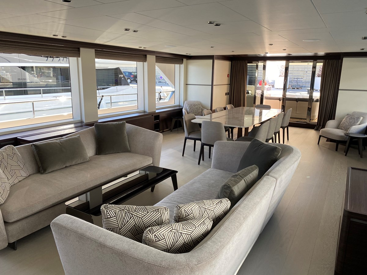 Image-5 2020 CANTIERE DELLE MARCHE Acciaio Expedition Yacht 2926596