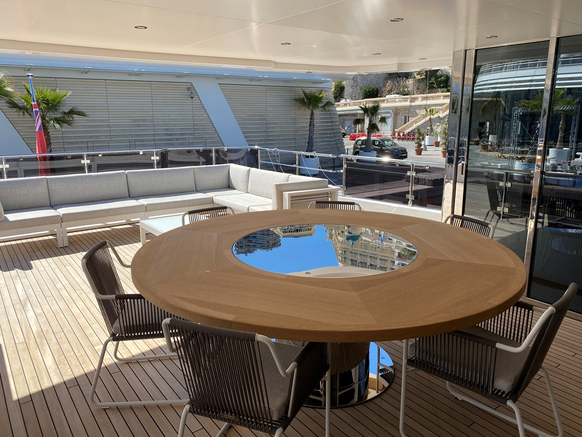 Image 2020 CANTIERE DELLE MARCHE Acciaio Expedition Yacht 2926597