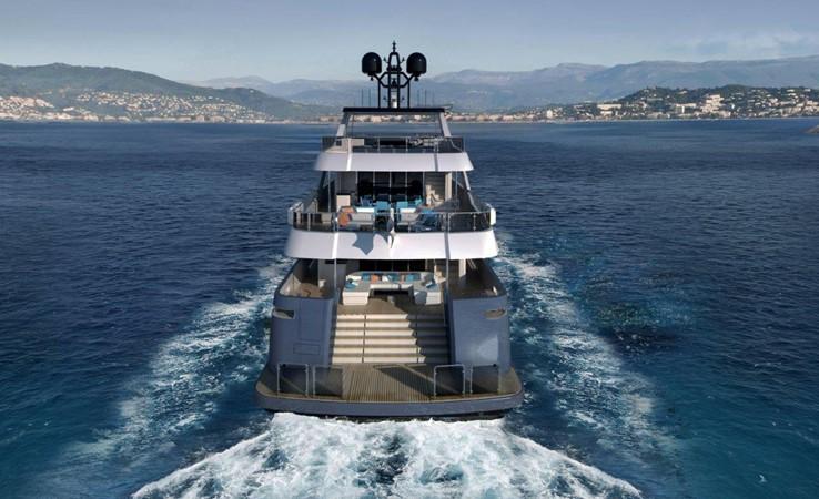 2019 Cantiere delle Marche Acciaio Expedition Yacht 2225820
