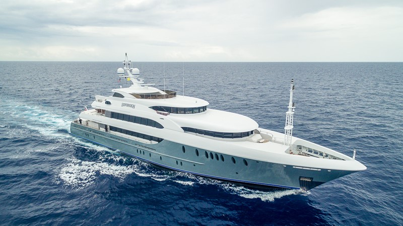 180 Newcastle SOVEREIGN 2011 NEWCASTLE SHIPYARDS 5500 Series Motor Yacht 2228096