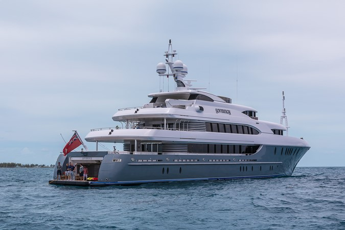 2011 NEWCASTLE SHIPYARDS 5500 Series Motor Yacht 2228131