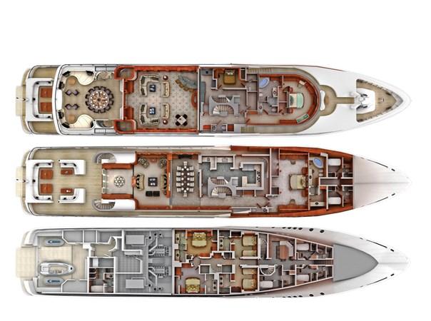 GA 2011 NEWCASTLE SHIPYARDS 5500 Series Motor Yacht 2742682