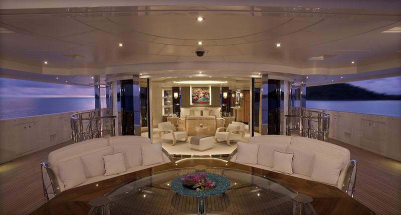 Owner's Private Deck 2010 NOBISKRUG  Motor Yacht 2317446