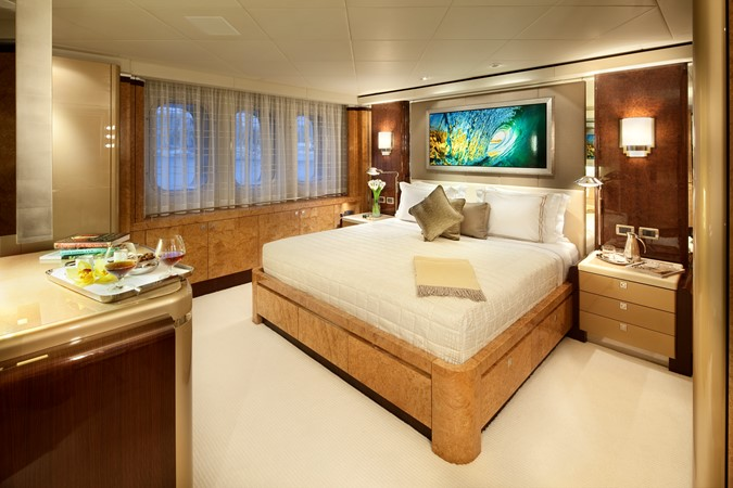 Gold Guest Stateroom 2010 NOBISKRUG  Motor Yacht 2317448