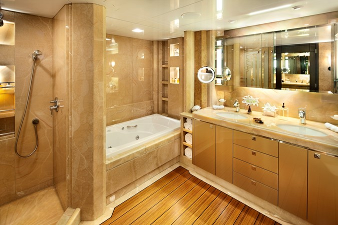 Gold Guest Bath 2010 NOBISKRUG  Motor Yacht 2317449