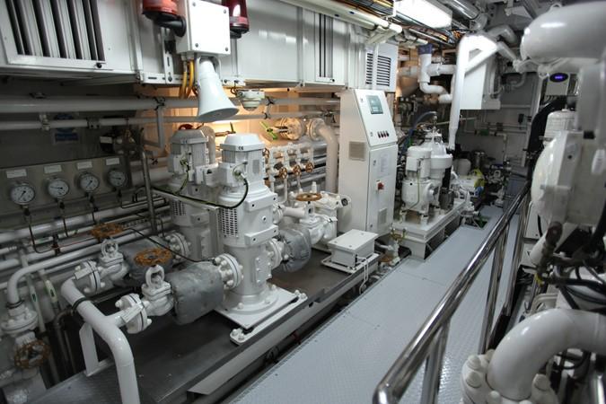 Engine Room 2010 NOBISKRUG  Motor Yacht 2317466