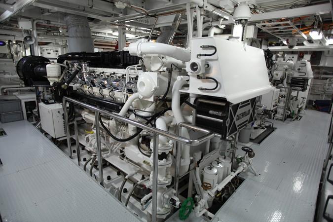 Engine Room 2010 NOBISKRUG  Motor Yacht 2317467