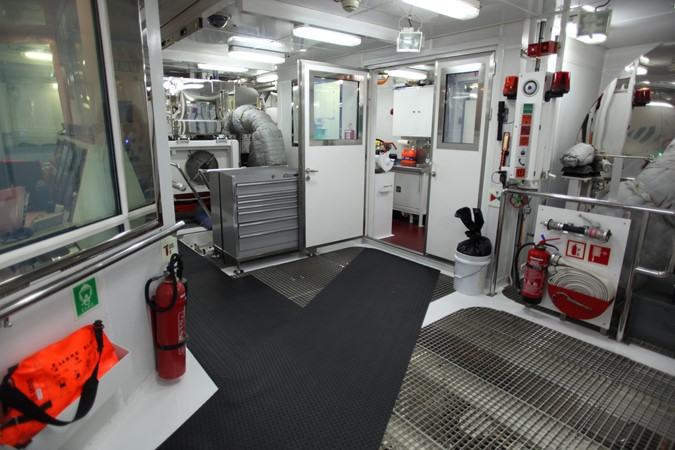 Engine Room 2010 NOBISKRUG  Motor Yacht 2317468