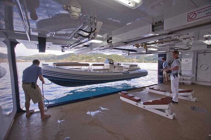 Tender Garages 2010 NOBISKRUG  Motor Yacht 2317471