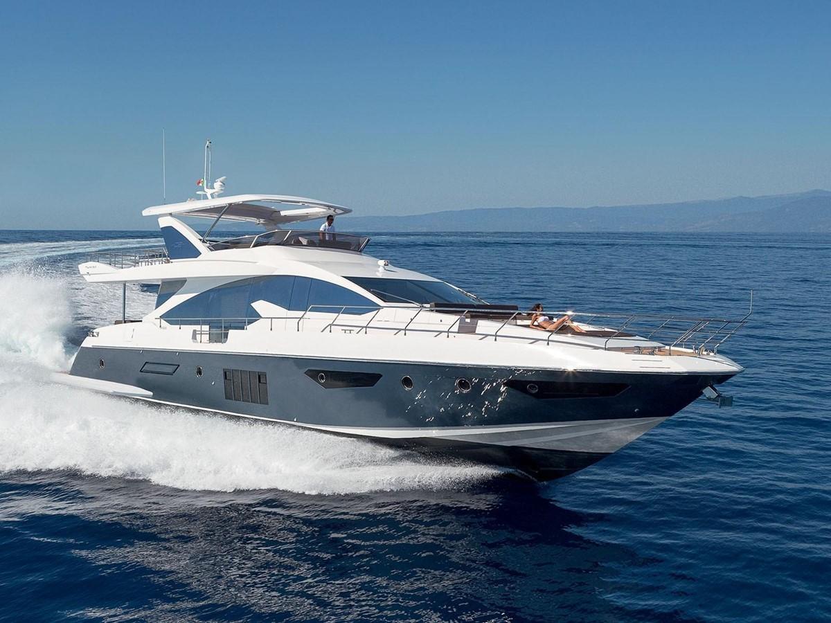 Azimut 88 Flybridge yacht for sale