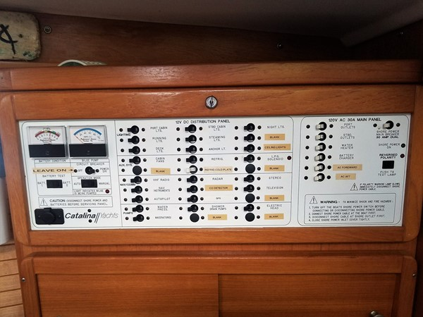 2001 CATALINA Mk II 2 Cabin Cruising Sailboat 2233652