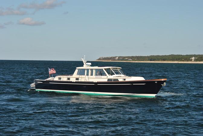 Running Shot  2000 GOETZ CUSTOM BOATS Express Motor Yacht 2233984