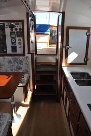 2000 GOETZ CUSTOM BOATS Express Motor Yacht 2234007