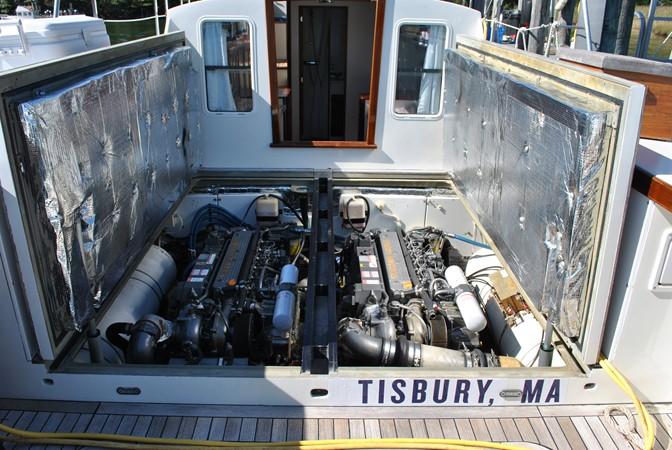 2000 GOETZ CUSTOM BOATS Express Motor Yacht 2234012