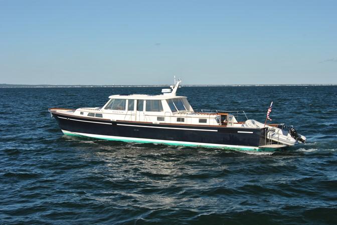 2000 GOETZ CUSTOM BOATS Express Motor Yacht 2234016