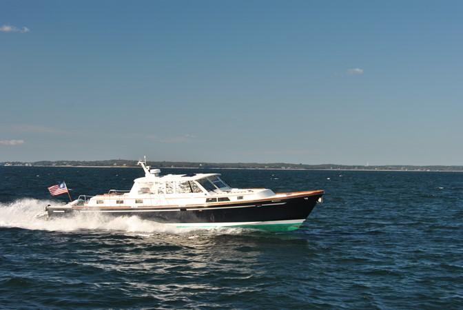 2000 GOETZ CUSTOM BOATS Express Motor Yacht 2234018